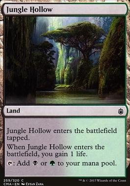 Commander Anthology: Jungle Hollow