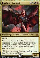 Commander Anthology: Kaalia of the Vast (Foil)