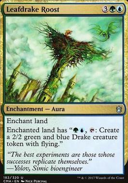 Commander Anthology: Leafdrake Roost