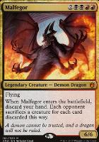 Commander Anthology: Malfegor