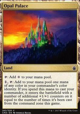 Commander Anthology: Opal Palace
