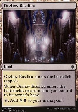 Commander Anthology: Orzhov Basilica
