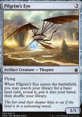 Commander Anthology: Pilgrim's Eye