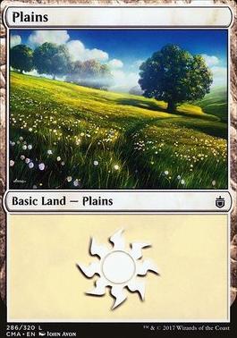 Commander Anthology: Plains (286 B)