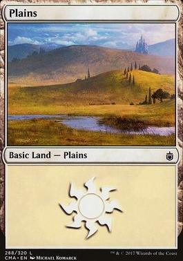 Commander Anthology: Plains (288 D)