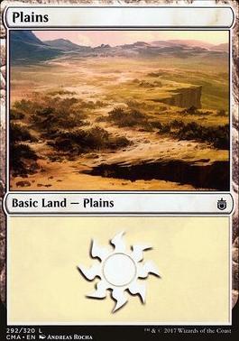 Commander Anthology: Plains (292 H)