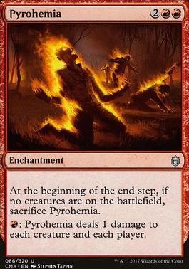Commander Anthology: Pyrohemia