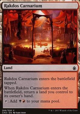 Commander Anthology: Rakdos Carnarium