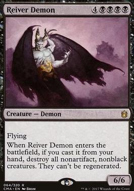 Commander Anthology: Reiver Demon