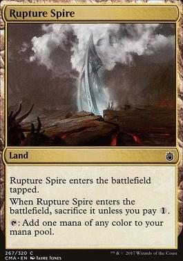 Commander Anthology: Rupture Spire