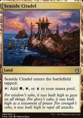 Commander Anthology: Seaside Citadel