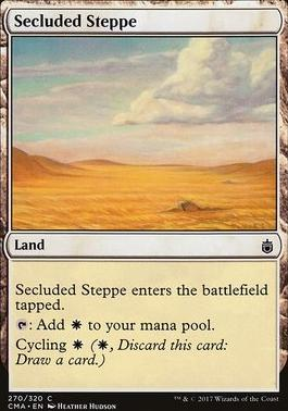 Commander Anthology: Secluded Steppe