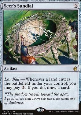 Commander Anthology: Seer's Sundial
