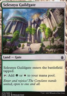 Commander Anthology: Selesnya Guildgate