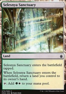 Commander Anthology: Selesnya Sanctuary