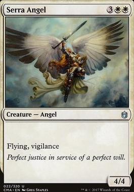Commander Anthology: Serra Angel
