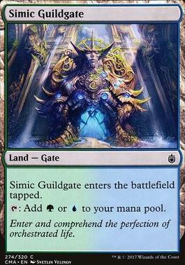 Commander Anthology: Simic Guildgate