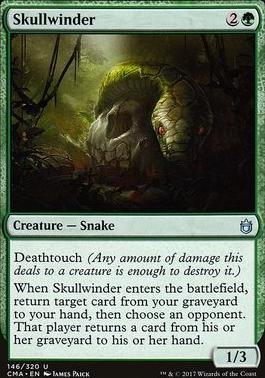 Commander Anthology: Skullwinder