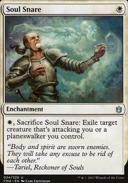 Commander Anthology: Soul Snare