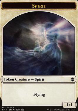 Commander Anthology: Spirit Token