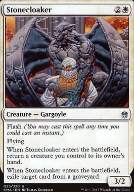 Commander Anthology: Stonecloaker