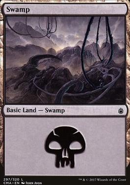 Commander Anthology: Swamp (297 A)
