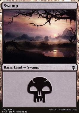 Commander Anthology: Swamp (299 C)