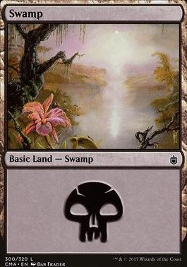 Commander Anthology: Swamp (300 D)