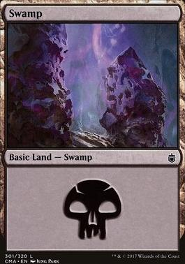 Commander Anthology: Swamp (301 E)