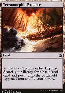 Commander Anthology: Terramorphic Expanse