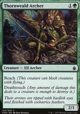 Commander Anthology: Thornweald Archer