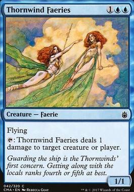 Commander Anthology: Thornwind Faeries