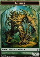 Commander Anthology: Treefolk Token