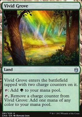 Commander Anthology: Vivid Grove