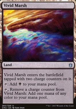 Commander Anthology: Vivid Marsh