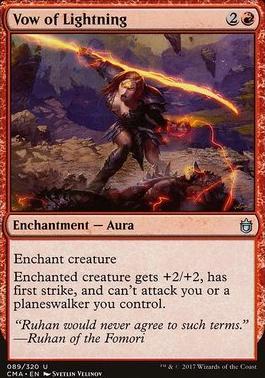 Commander Anthology: Vow of Lightning