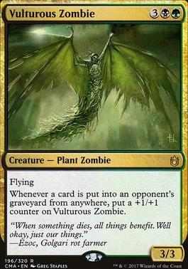 Commander Anthology: Vulturous Zombie
