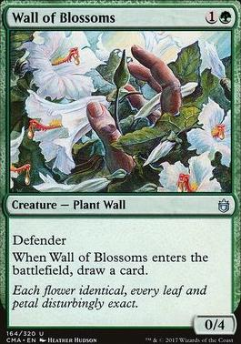 Commander Anthology: Wall of Blossoms