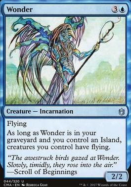 Commander Anthology: Wonder