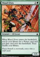 Commander Anthology: Wood Elves