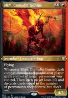 Commander Legends Variants: Blim, Comedic Genius (Foil-Etched)