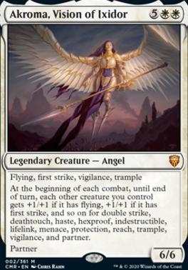 Commander Legends: Akroma, Vision of Ixidor