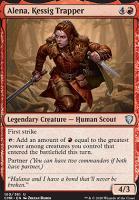 Commander Legends Foil: Alena, Kessig Trapper