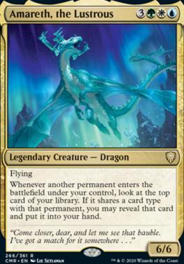 Commander Legends: Amareth, the Lustrous