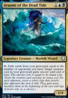 Commander Legends: Araumi of the Dead Tide