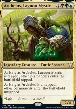 Commander Legends: Archelos, Lagoon Mystic