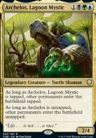 Commander Legends: Archelos, Lagoon Mystic