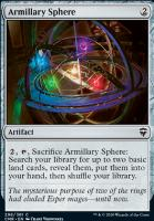 Commander Legends Foil: Armillary Sphere