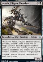 Commander Legends: Armix, Filigree Thrasher