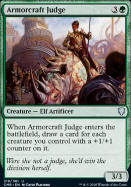 Commander Legends: Armorcraft Judge